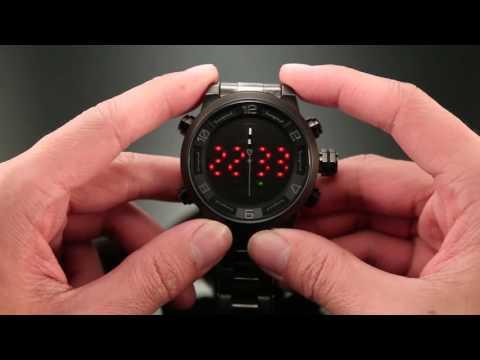 Часы weide shark sport watch