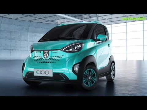 Baojun E100 electric  2 seater car