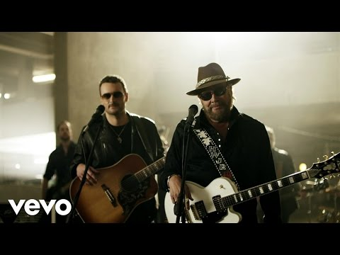 Hank Williams Jr  Are You Ready For The Country ft Eric Church
