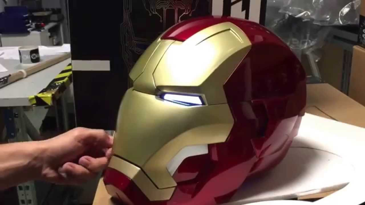 pepakura iron man suit pdf