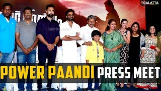 Power Paandi Press Meet