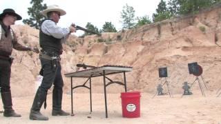 """Cowboy Action Shooting: """"The Old Bang"""
