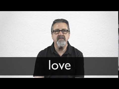 Love definition and meaning | Collins English Dictionary