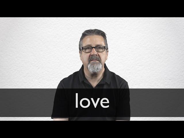 Significado en español love life