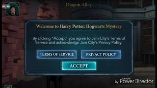 Hogwarts mystery glitch
