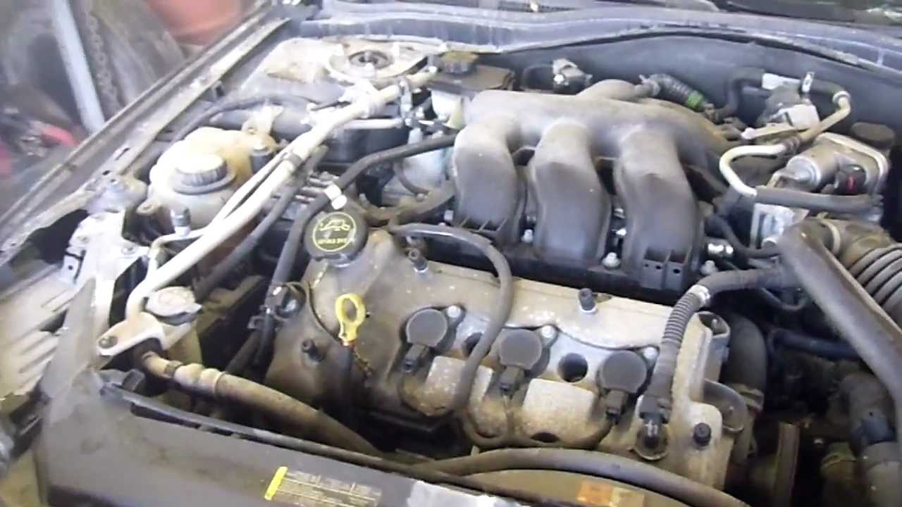 11g0629 2006 lincoln zephyr 3 0 a t fwd 68079 miles morrison s auto rh youtube com 2001 F150 Engine Diagram 2001 F150 Engine Diagram