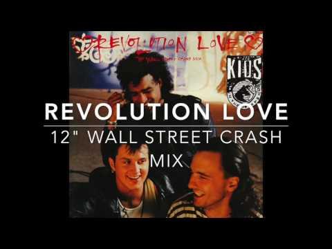 "Revolution Love 12"" Wall Street Crash Mix, Kids in the Kitchen"
