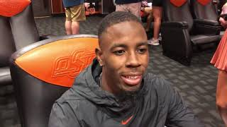 OSU Football: AJ Green on McNeese Win