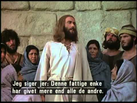 JESUS Film  Danish- Den Herres Jesu Nåde være med alle! (Revelation 22:21)