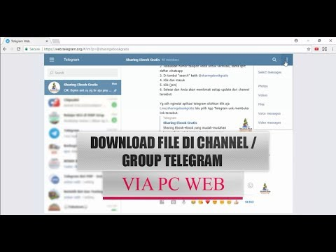 Rating: telegram channel grabing files