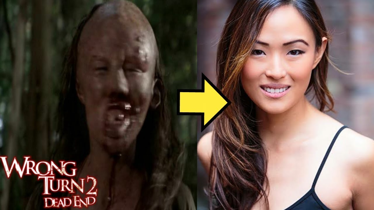 Wrong Turn 2 Cast Real Face* / | IW |🌏