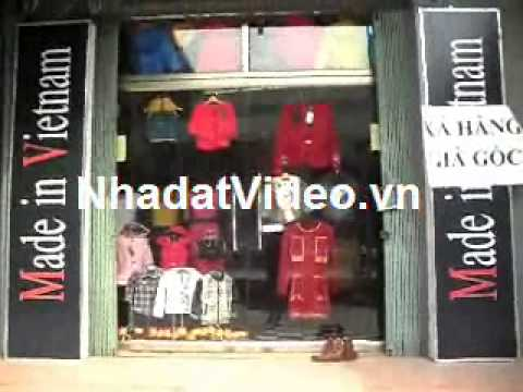 Sang nhượng cửa hàng quần áo Made in Việt Nam, Kid5 tại CT2 Bắc Linh Đàm, Hoàng Mai 2013
