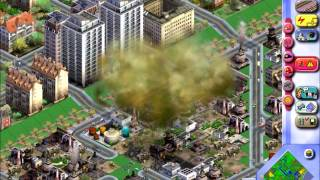 SimCity 3000 Unlimited: Fun With Toxic Clouds