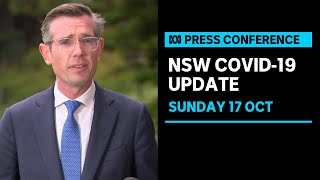 IN FULL: Further restrictions to ease in NSW as 80% double vaccinated target hit   ABC News