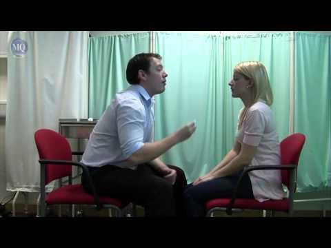 Cranial Nerves OSCE Examination