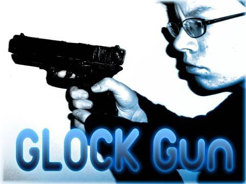 How to Make a fake Glock pistol prop with functional slide