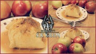 Tasty Gaming:skyrim Inspired Apple Dumplings Diy