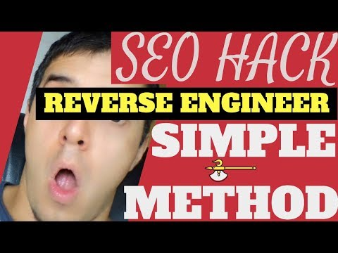 Reverse Engineer SEO Ranking Hack With Google Search Console