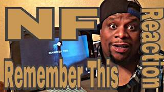 NF - Remember This (Official Audio) Reaction Request