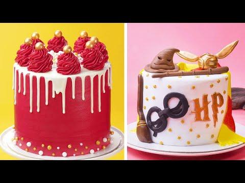 Amazing Cake Decorating Ideas In the World | Tasty Cake Hacks Recipes | So Yummy Cake