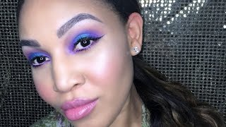 Get ready with Urban Decay for Bright eyes using their Electric Pallet!!!! thumbnail