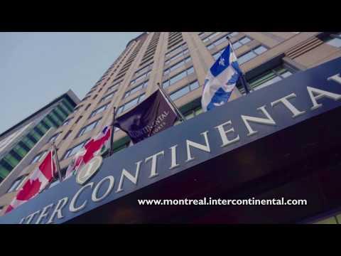 Découvrez l'InterContinental Montréal