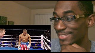 Creed - Official Trailer 2 [HD] REACTION!!!!!