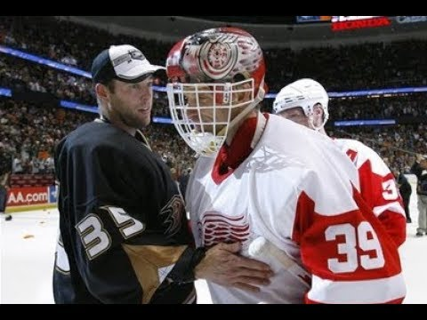 Highlights Detroit Red Wings - Anaheim Ducks NHL Playoffs 2007