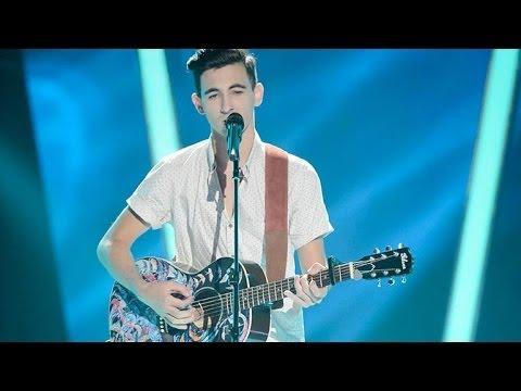Isaac McGovern Sings I Need A Dollar | The Voice Australia 2014