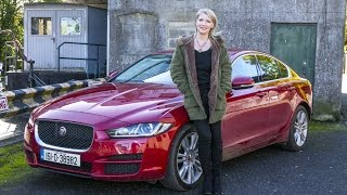 Jaguar XE review by Geraldine Herbert