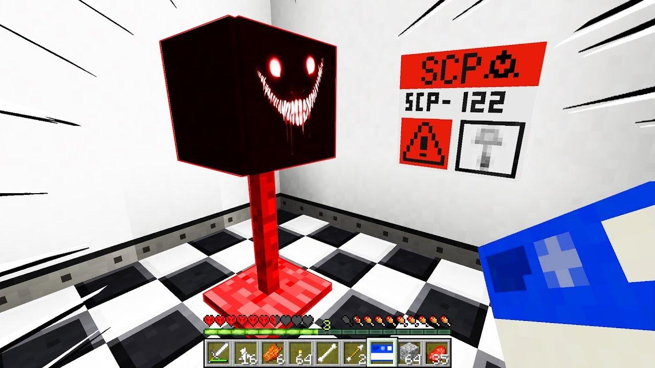 NON SPEGNERE QUESTA LUCE!!! - Minecraft SCP 122