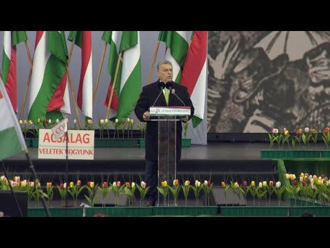 Is Hungary's PM Viktor Orban on track for re-election?