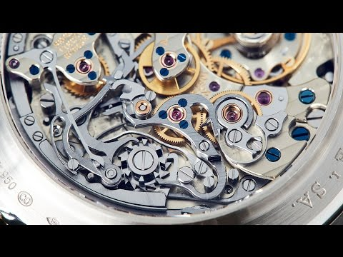 Thumbnail: How a mechanical watch works