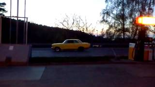 Chevrolet Nova SS 1965 Burnout