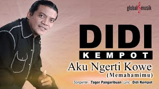 Download Mp3 Didi Kempot - Aku Ngerti Kowe