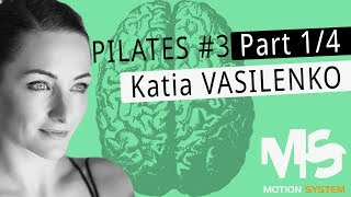 Pilates small ball COURS COMPLET #3 part 1/4