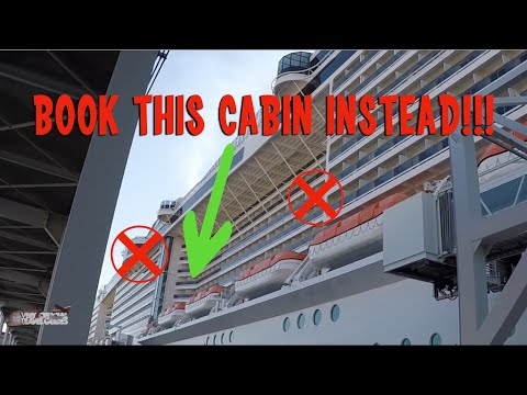 3 Cruise Cabins To Avoid (And 1 To Book If You Can!!!)