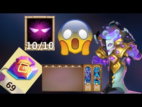 10/10 Unholy Pact | Bogeyman | Traits ? | Castle Clash