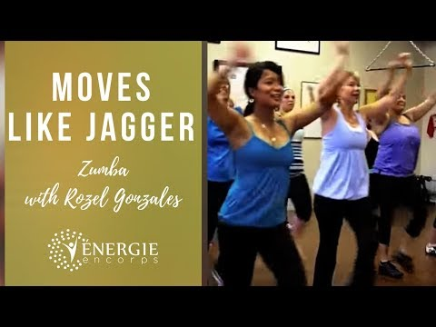 Moves Like Jagger - ZUMBA with Rozel - West Island, Montreal