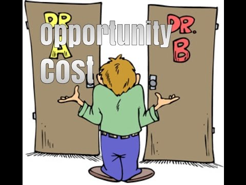 the importance of opportunity cost in decision making Applied to a business decision, the opportunity cost might refer to the profit a  company could have earned from its capital, equipment, and real estate if these.