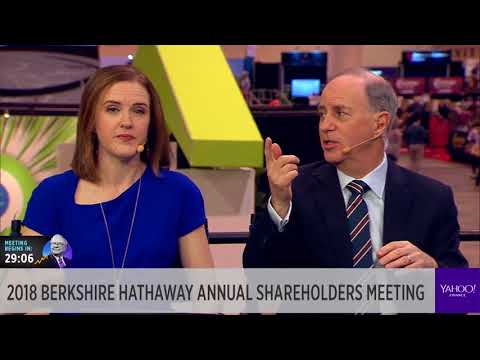 Berkshire Hathaway AGM 2018 [1080P 60FPS Rip]