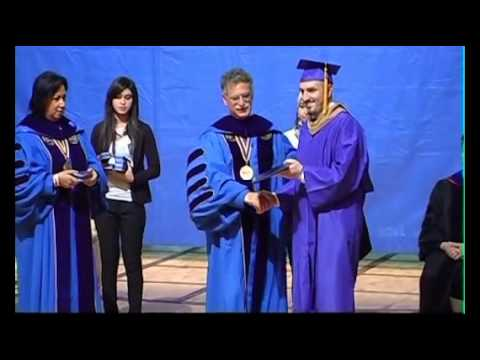 NYIT-Abu Dhabi Commencement 2011