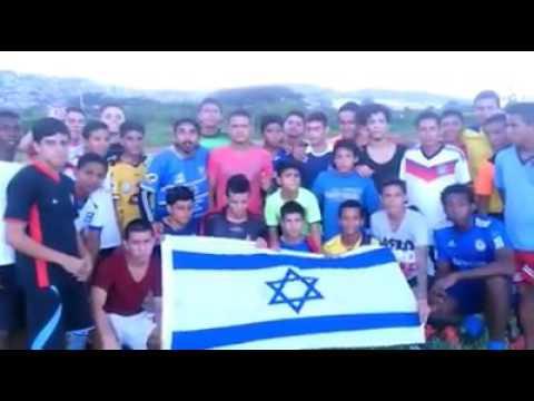 ISRAEL SPORTING FÚTBOL, Aniversario #8, FELIZ CUMPLEAÑOS.