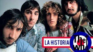 LA HISTORIA DE THE WHO | UNA DE LAS BANDAS MÁS INNOVADORAS Y PODEROSAS DEL ROCK