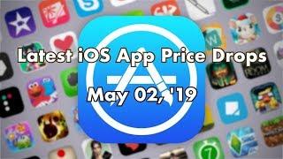 Latest iOS App Price Drops แอพฟรีแอพลดราคา May 02, '19
