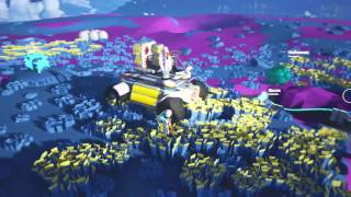 Astroneer Xbox One Ep.7: Truck Lag, New Research Power Cells