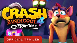 Crash Bandicoot 4: It's About Time Gameplay Overview Trailer | State of Play 2020