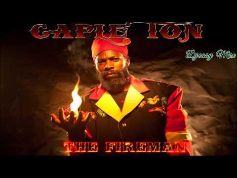 Capleton (The Fireman) Best of the Best Dancehall Juggling mix by Djeasy