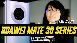 ICYMI #173: Huawei Mate 30 series, Dual-tone P30 Pro, Oppo A5 2020 Malaysia & more!