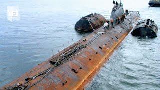 10 Sottomarini abbandonati più sorprendenti del mondo